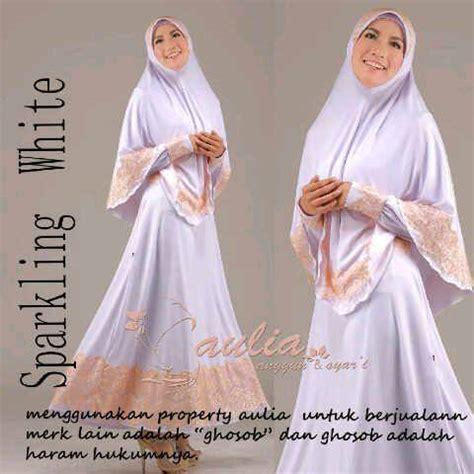 Shiren Set Salem Grosir Baju Muslim Baju Gamis Baju Murah sparkling white salem baju muslim gamis modern