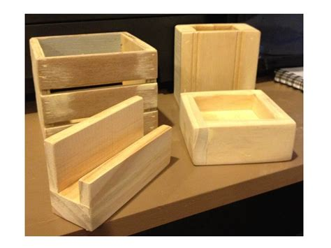 ana white desk accessory sets  scrap wood diy projects