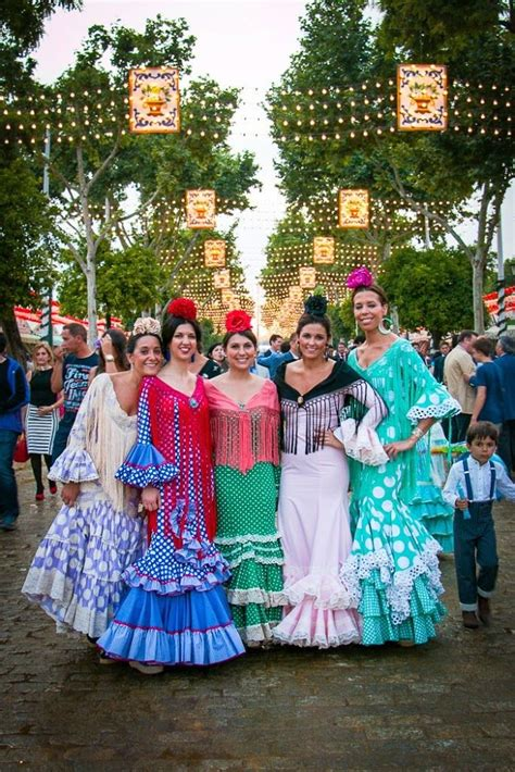 Dress Sevilla flamenco dress envy in sevilla la feria de abril