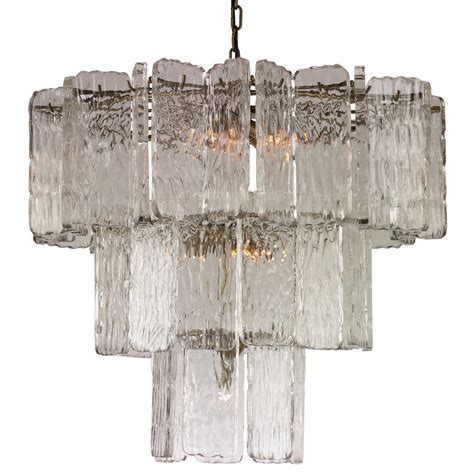 Modern Classic Chandelier Dale Modern Classic Lucite Glass Pane Chandelier Kathy