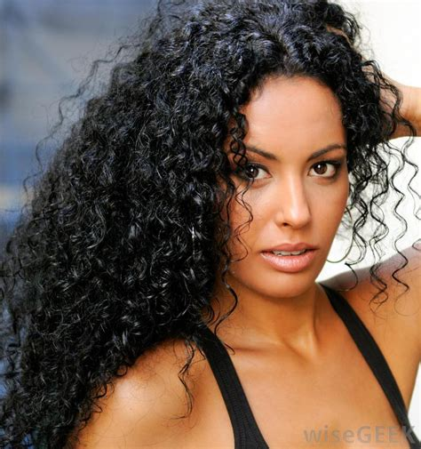 permanent curls for black hair curly hair perm for black women