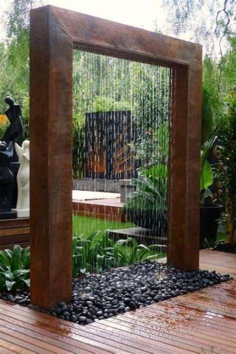 decorar el jardín y terraza 30 ideas para decorar tu jard 195 173 n con fuentes jamaica