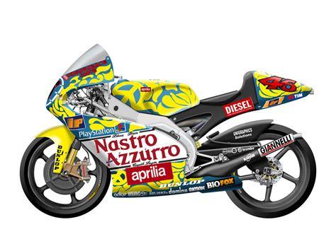 Aprilia Rs125 Tahun 2011 motor the doctor valentino 1996 2012 ride alone