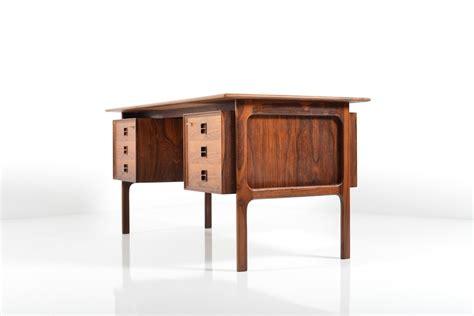 rosewood desk rosewood desk by arne vodder 1960s for sale at pamono