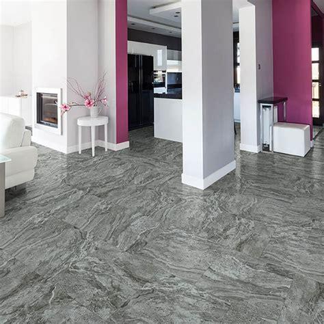 Hermosa Stone luxury vinyl flooring is beautiful! Real