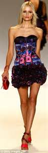 New York Fashion Week Matthew Williamson Aw 2008 by Bright And Breezy Matthew Williamson Shows His True
