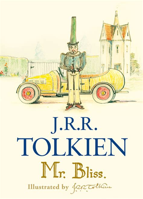 mr bliss by j r r tolkien