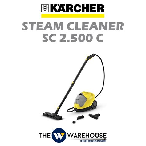 karcher upholstery steam cleaner karcher steam cleaner sc 2 500 c malaysia thewwarehouse