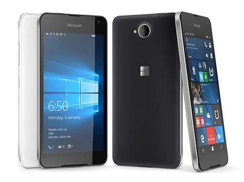 Gadget Microsoft Lumia Microsoft Lumia 650 Is An Entry Level Windows 10 Smartphone Gadgetsin