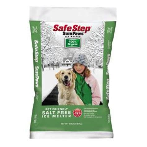 does home depot allow dogs safe step 20 lb sure paws pet friendly melt 56720 the home depot