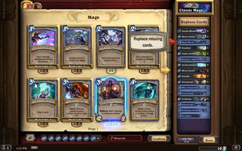 hearthstone deck rating blizzard hearthstone heroes of warcraft for android