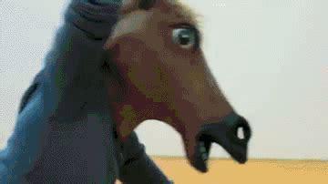 Horse Mask Meme - meme of the day horse head mask trigger plug