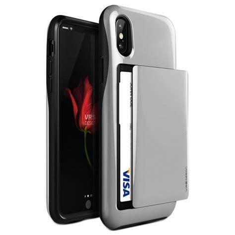 design cover iphone vrs design damda glide iphone x cover s 248 lv