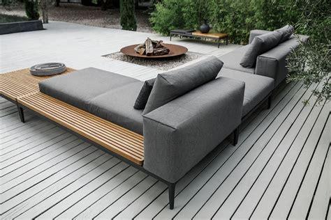 outdoor modular furniture grid modular outdoor sofa by cosh living selector