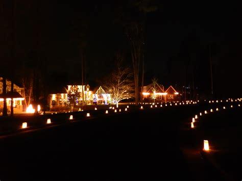 christmas luminary lights rmhch celebrates 23rd annual light a luminary project ronald mcdonald house of chapel hill