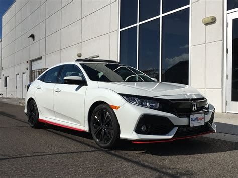 Honda Civic Kit by 2017 Civic Hatchback W Kit 2016 Honda Civic Forum
