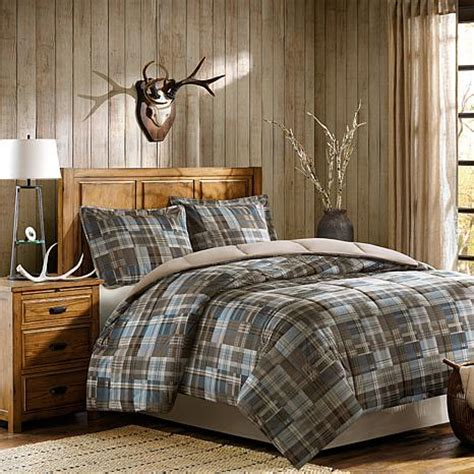 woolrich comforter sets woolrich white river down alternative comforter mini set