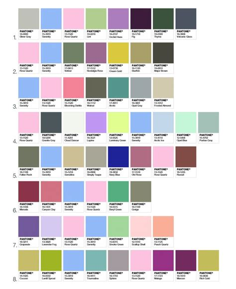 paint colour names pantone names two colours of the year for 2016 design week