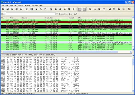 wireshark tutorial screenshots wireshark