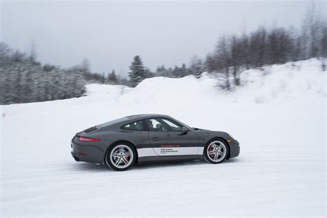 Porsche Winter Driving School by Porsche Winter Driving Experience