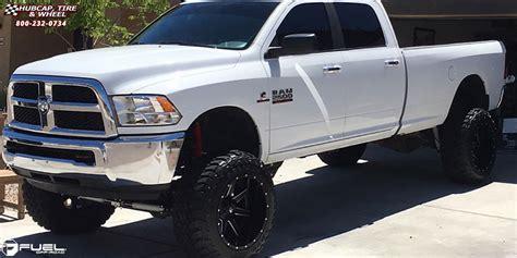 Truck Bed Racks Dodge Ram 2500 Fuel Maverick D262 Wheels Black Amp Milled