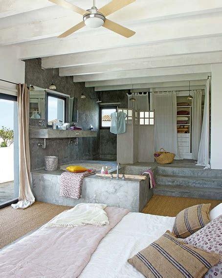 beautiful bathrooms and bedrooms magazine badkamer in slaapkamer steen kleine badkamers nl