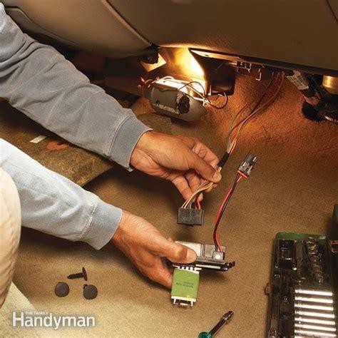 Car Heater Repair Tips: Fixing a Blower Motor   Family