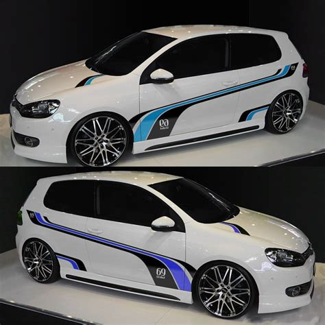 Auto Racing Decals by Aliexpress Buy Car Styling Vinyl Decal Stickers