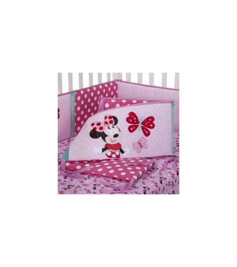 Minnie Mouse Baby Crib Kidsline Disney Minnie Mouse Crib Bumper