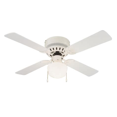 black hugger ceiling fan design house millbridge hugger 42 in white ceiling fan