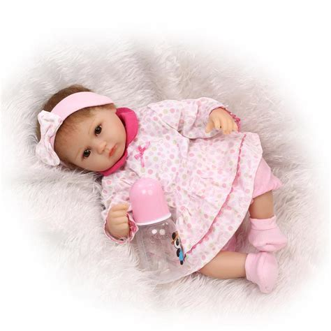 Handmade Baby Dolls That Look Real - handmade newborn baby soft vinyl silicone realistic