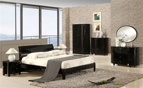 high gloss black bedroom furniture harmony black high gloss bedroom furniture range only 163 139