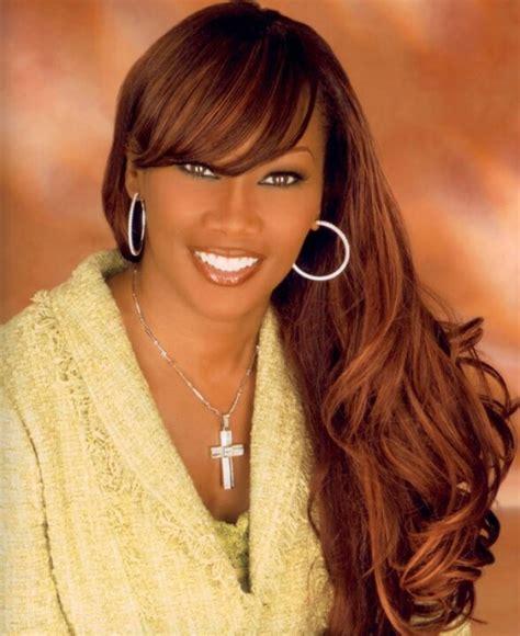 auburn highlights for dark brown hair on african americans auburn highlights for african americans dark brown hairs