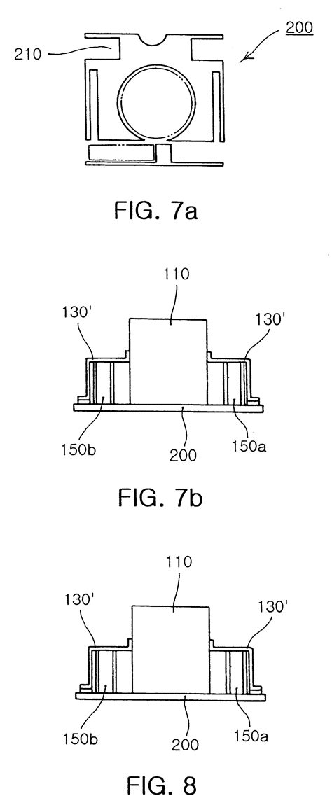 chip resistor structure patent us6483394 isolator with capacitors and chip resistors located outside of the housing