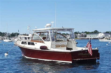 boat online used boat review fortier 33 soundings online