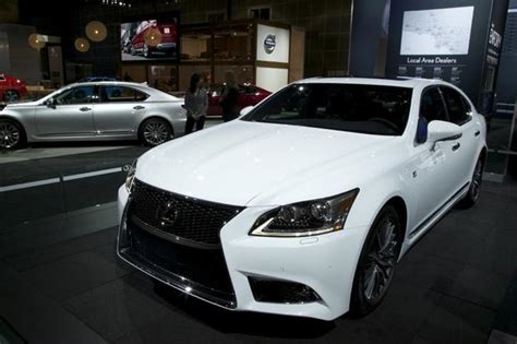 Ls Expo La by 2013 Lexus Ls La Auto Show Autotrader