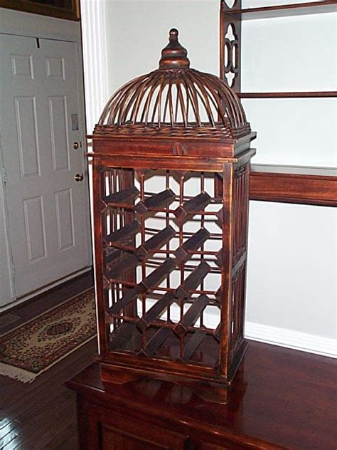 Bird Cage Wine Rack by 113 Bird Cage Style Wine Rack 33 Quot Local Delivery
