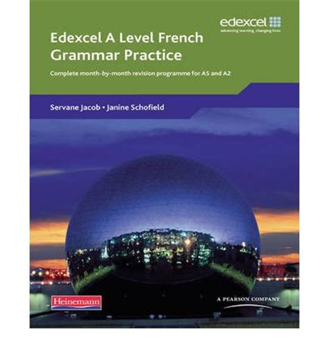 french a level grammar workbook edexcel a level french grammar practice book complete month by month revision programme for as