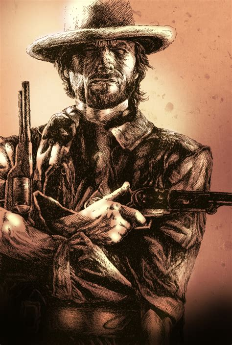 the outlaw joesy wales by timshinn73 on deviantart