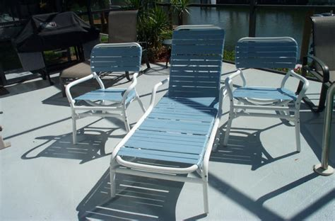 Patio Furniture Vinyl Replacement 233 Nantucket Blue Patio Furniture Vinyl Color