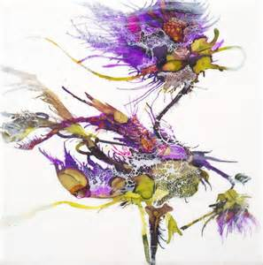 Pressed Flowers Floral Flow Alicia Tormey Artsy Forager