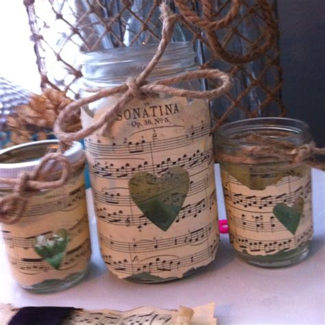 How To Make A Paper Jar - 17 best images about jars w candles on