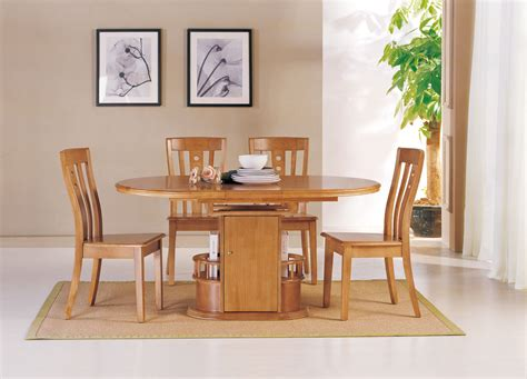 China oval wooden dining table dining room furniture dining chair
