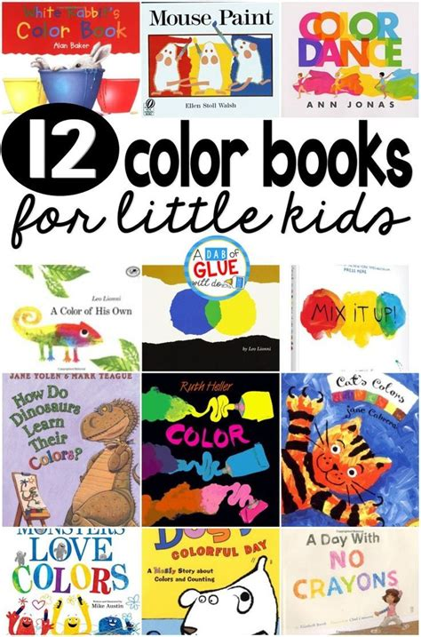 color books best 25 preschool color theme ideas on