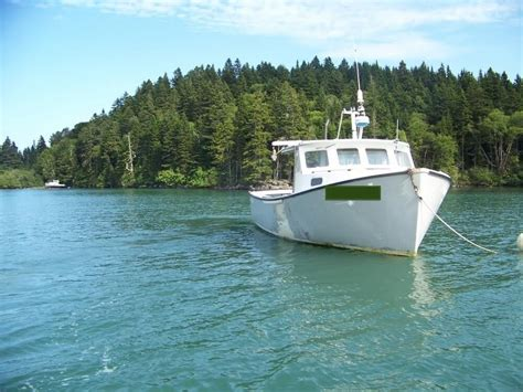 lobster boats for sale in maine used 1994 rosborough 35 lobster boat for sale in addison