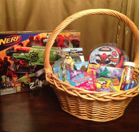 easter for boys easter basket guide for boys who said nothing in is