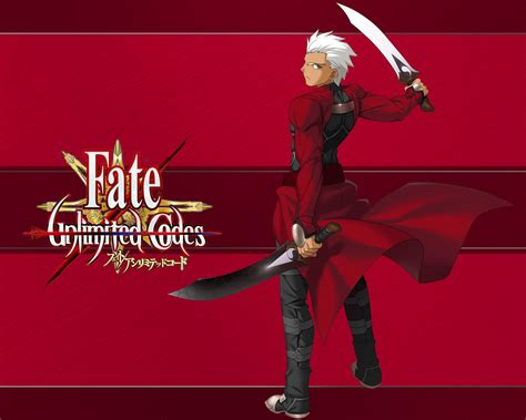 fate stay night unlimited codes side by side comparison video all male archer fate series fate stay night fate