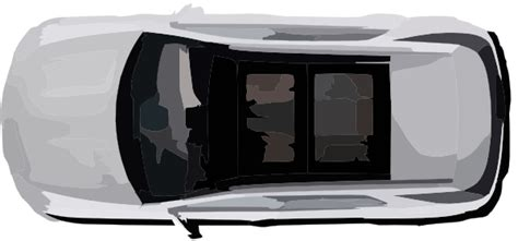 pixel car top view mercedes benz ml class top view hd imagecroped clip art at