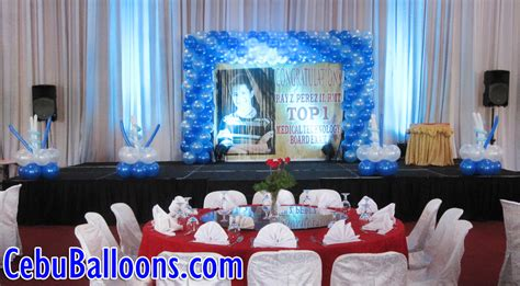Stage Decoration For Corporate Events by Stage Decoration For Med Tech Board Topnotcher Cebu