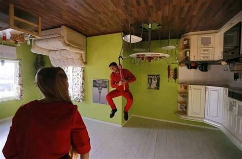 up side down house inside the upside down house in russia artchitecture pinterest